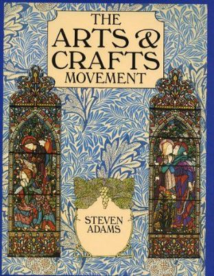 Books for Arts and crafts style prints